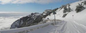 Фото для статьи 'Отдых на Ай-Петри зимой: как добраться и чего ожидать'