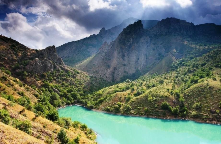 Куда поехать на машине в Крыму